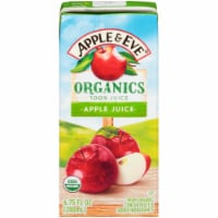 Apple & Eve 100% Organic Apple Juice Boxes