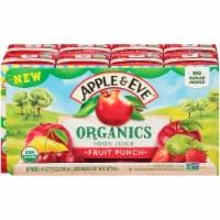 Apple & Eve® Organics Fruit Punch - 8 pk / 6.75 oz