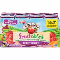 Apple & Eve Berry Berry Fruitables Juice Boxes