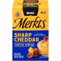 Merkts Mini Sharp Cheddar Cheese Spread