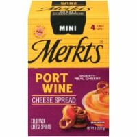 Merkts Mini Port Whine Cheese Spreads