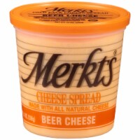 Merkts Beer Cheese Cheese Spread