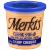 Merkts Sharp Cheddar Cheese Spread