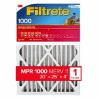 Filtrete Allergen Defense MPR 1000 Air Filter