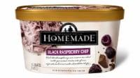 Homemade Brand Black Raspberry Chip Ice Cream - 1.5 qt