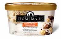 Homemade Brand Chocolate Chip Cookie Dough Ice Cream - 1.5 qt