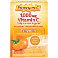 Emergen-C Tangerine Dietary Supplement Fizzy Drink Packets