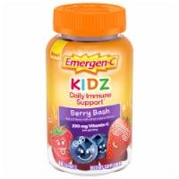 Emergen-C Kidz Berry Bash Daily Immune Support Gummies - 44 ct