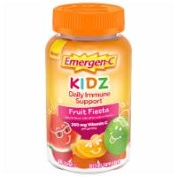 Emergen-C Kidz Fruit Fiesta Immune Support Dietary Supplement Gummies - 44 ct