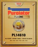 Purolator PureOne PL14610 Oil Filter - 1 ct