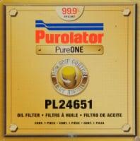 Purolator PureOne PL24651 Oil Filter - 1 ct