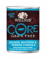 Wellness Salmon Whitefish Wet Dog Food