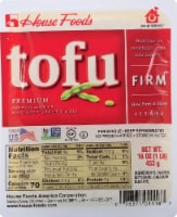 House Foods Firm Premium Tofu
