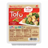 House Foods Organic Firm Tofu