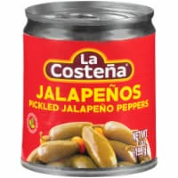 La Costena Whole Pickled Jalapeno Peppers