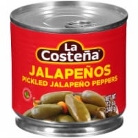 La Costena Pickled Jalapeno Peppers