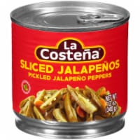 La Costena Sliced Jalapeno Peppers - 12 oz
