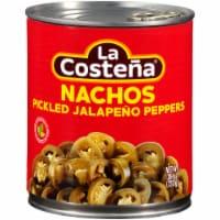La Costena Pickled Jalapeno Nacho Slices - 26 oz