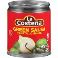 La Costena Green Salsa Tomatillo Sauce - 7.76 oz