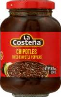 La Costena Diced Chipotle Peppers - 8.11 oz