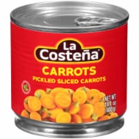 La Costena Sliced Pickled Carrots