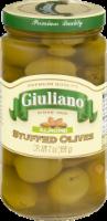 Giuliano Almond Stuffed Olives