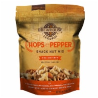 Brewhouse Legends Hops and Pepper Snack Nut Mix