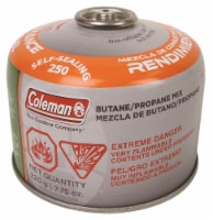 Coleman Butane/Propane Mix