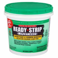 Back to Nature 65832A Ready Strip Adv Prof Paint Remover quart - 32 ounce each