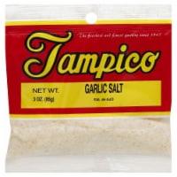 Tampico Garlic Salt - 3 oz