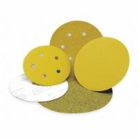 Norton Disc,Sanding,5 Hole,5In.,P80G,PK10  07660703223 - 1
