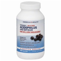 American Health Blueberry Acidophilus Chewables