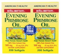 American Health  Royal Brittany Evening Primrose Oil