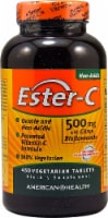 American Health Ester-C with Citrus Bioflavonoids Tablets 500 mg
