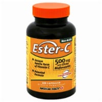 American Health Ester-C Vitamins 500mg