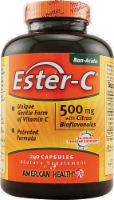 American Health Ester-C Vitamins 500mg 240 Count