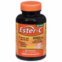 American Health Ester-C Vitamins 1000 mg