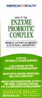 American Health Enzyme Probiotic Complex Vegetarian Capsules