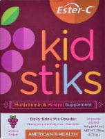 American Health Ester C Kid Stiks Grape