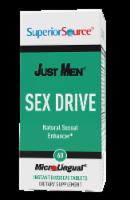 Superior Source Just Men Sex Drive Tablets - 60 ct