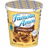 Famous Amos Bite Size Chocolate Chip Cookies