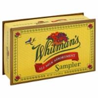 Whitman's Sampler Milk Chocolate Boxed Chocolate