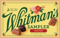 Whitman's Assorted Milk and Dark Chocolate Sampler