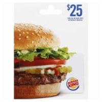 Burger King $25 Gift Card