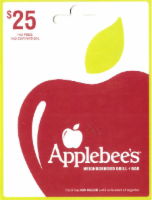 Applebee's $25 Gift Card