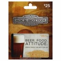 Rock Bottom $25 Gift Card