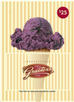 Graeter's $25 Gift Card - 1 ct