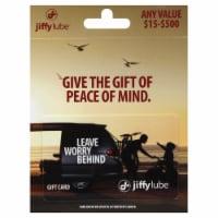 Jiffy Lube $15-$500 Gift Card - 1 ct