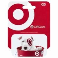 Target $25 Gift Card