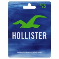 Hollister $25 Gift Card
